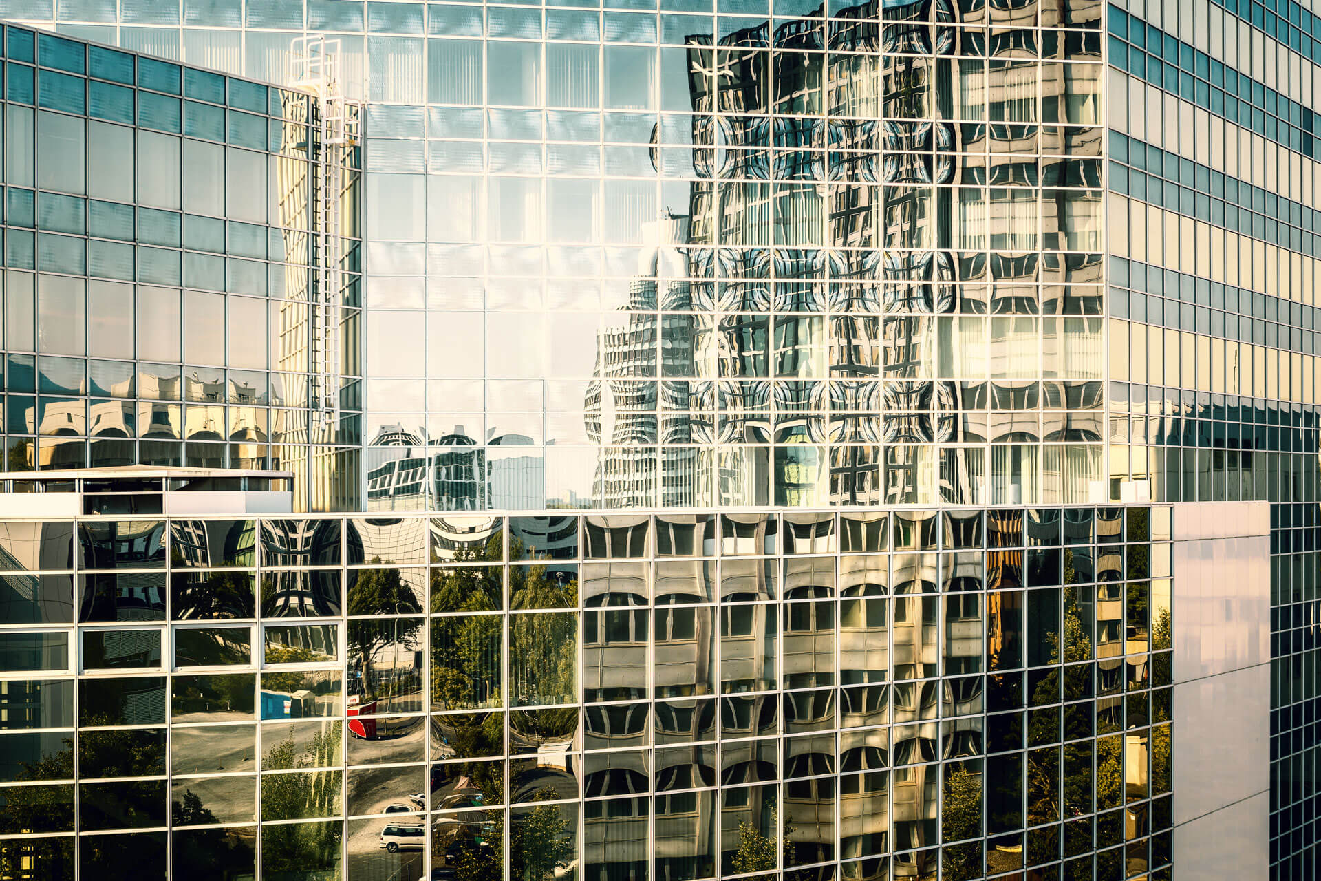Buerogebaeude-Fensterreinigung