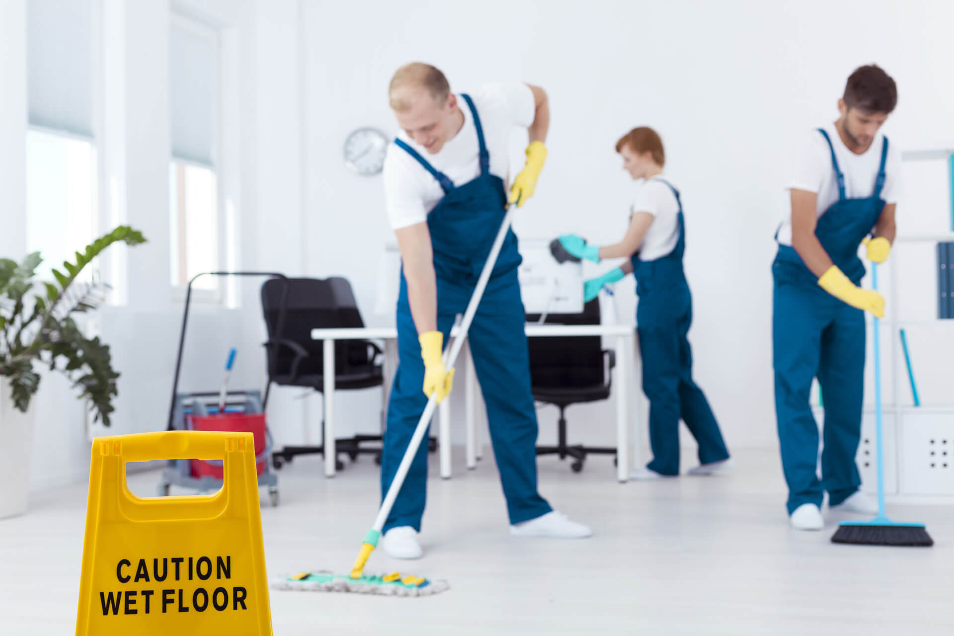 Cleanersduringwork